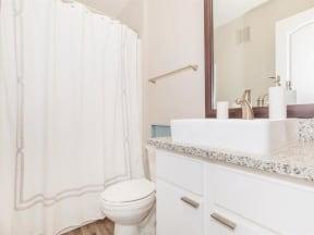 floorplan 2D model unit bathroom