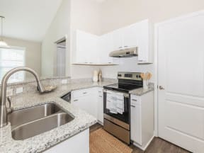 floorplan 2D model unit kitchen