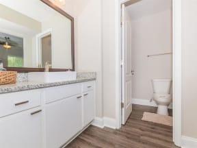floorplan 2D model unit master bathroom