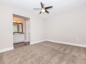 floorplan 2D model unit master bedroom