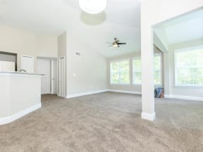 floorplan 2D model unit open living area