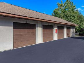 the westcott  garages
