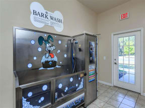 the westcott dog wash station