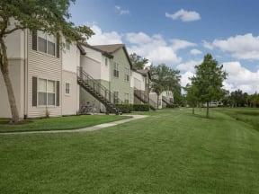 vero green apartment building exterior