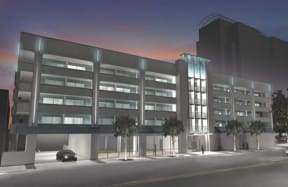 Property Exterior at The Palms on Main, Columbia, SC, 29201