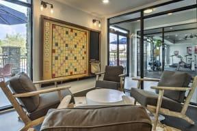 Social Lounge at Residence at Tailrace Marina, Mount Holly, 28120