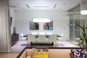 Conference room |1600 Glenarm