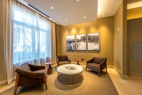 Resident Lounge | The Merc at Moody and Main