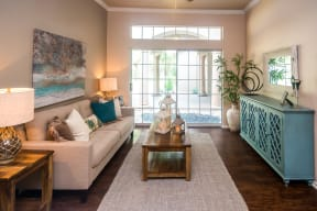 Living room | River Stone Ranch