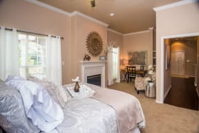 Bedroom | River Stone Ranch