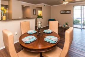 Dining room | The Park at Walnut Creek