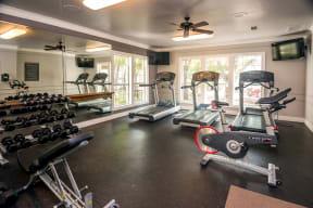 Fitness center   Sedona Springs