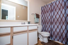 Bathroom   Sedona Springs