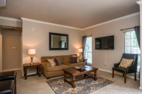 Living room   Sedona Springs