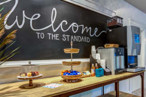 Welcome to The Standard!