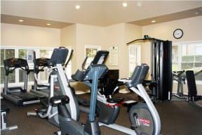 Fitness center | The Park at Walnut Creek