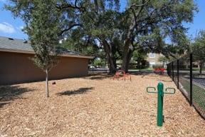 Dog park   Northland at the Arboretum