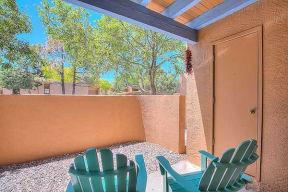 Private patio | Vizcaya
