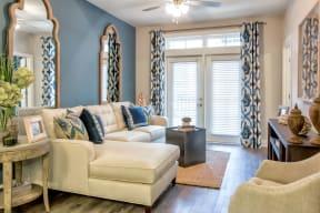 Living room | Wharf 7