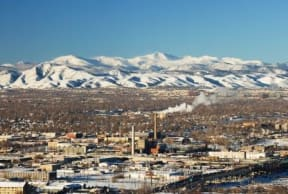 Incredible views of Denver |1600 Glenarm