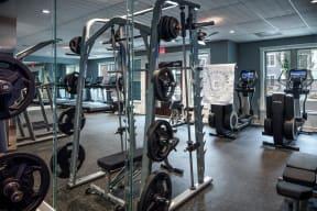 Fitness center | The Standard