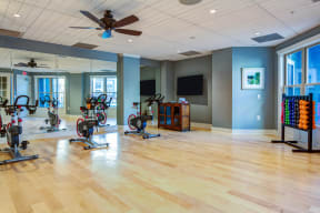 24/7 Fitness Center | The Standard