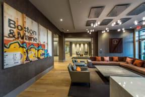 Lounge | The Merc at Moody and Main