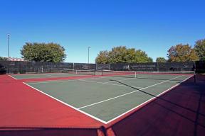 Tennis courts   Monterey Ranch