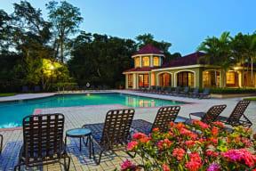 Pool   Cypress Shores
