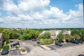 Aerial view | Village Oaks