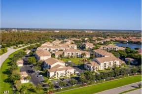 Aerial View Of Property  Cypress Legends