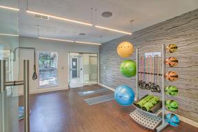 Fitness Center  Arboretum at Stonelake