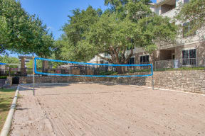 Apartments with Volleyball Court   Austin TX