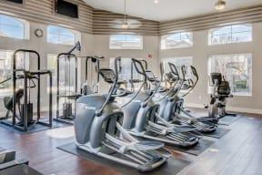 Fitness center   Arterra
