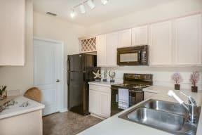 Kitchen  | Bay Breeze Villas