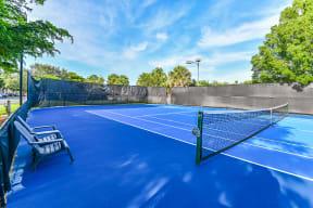 Tennis court  | Bay Breeze Villas