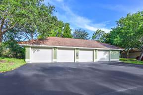Garage Parking Available | Bay Breeze Villas