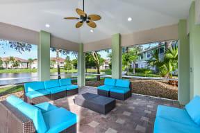 Resort-Style Cabana | Bay Breeze Villas
