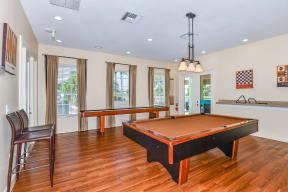 Game Room  | Bay Breeze Villas