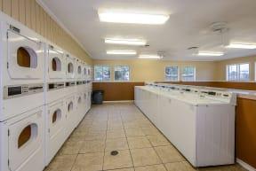 Laundry Center  Bay Club