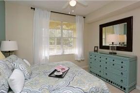 Bedroom | Ashlar Apartments