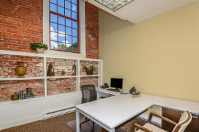 Leasing office  | Bigelow Commons