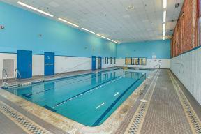 Indoor pool | Bigelow Commons