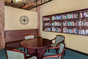 Community library  | Bigelow Commons