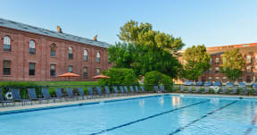 Pool  | Bigelow Commons