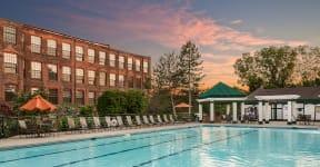 Outdoor pool  | Bigelow Commons