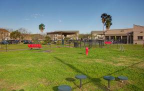 Dog park   Bay Club
