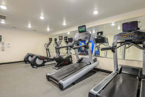 Fitness center   Candlewood