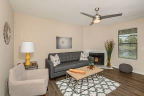 Living room    Caribbean Villas