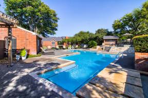 Community pool   Channings Mark apartments